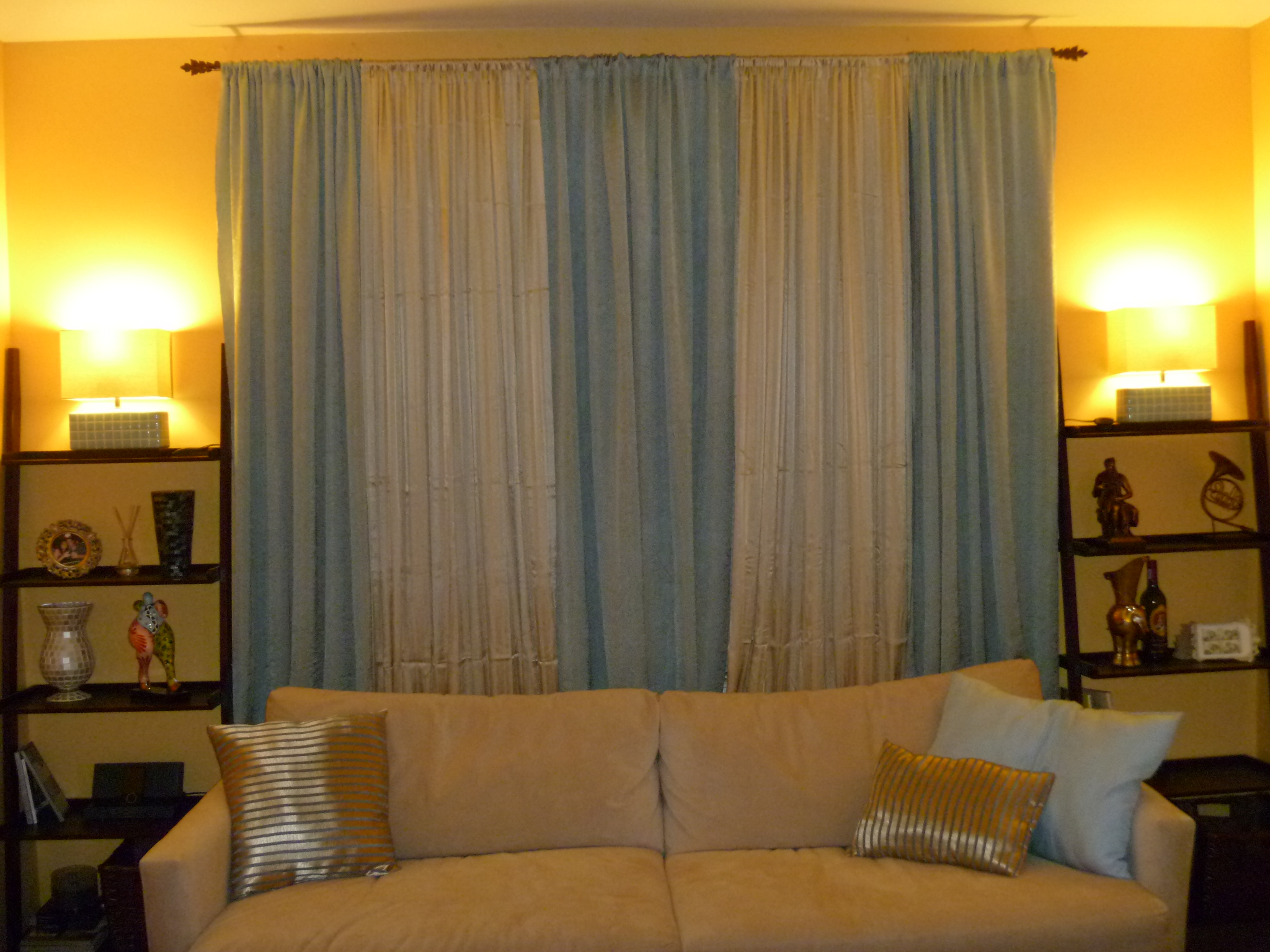 Image result for curtain in room